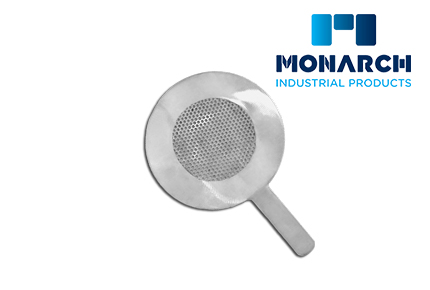 Monarch Temporary Plate Strainers