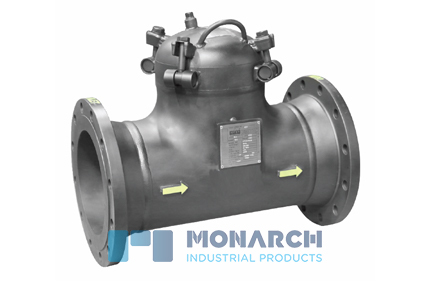 Fabricated Tee Basket Strainers by Monarch